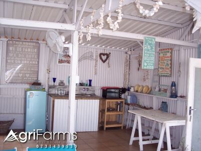 Lifestyle, irrigation, guest smallholding | AGF0382