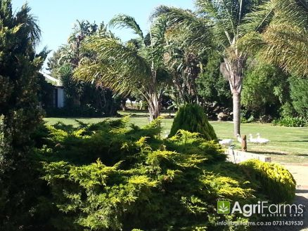 AGF0236 - Irrigation, Nursery & Guest Smallholding